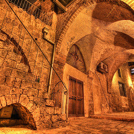 OLD JAFFA by Dong Leoj - Buildings & Architecture Public & Historical ( public&historical, buildings&architecture )