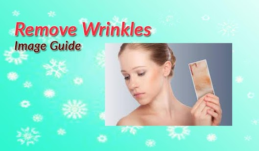 Remove Wrinkles Image Guide - screenshot