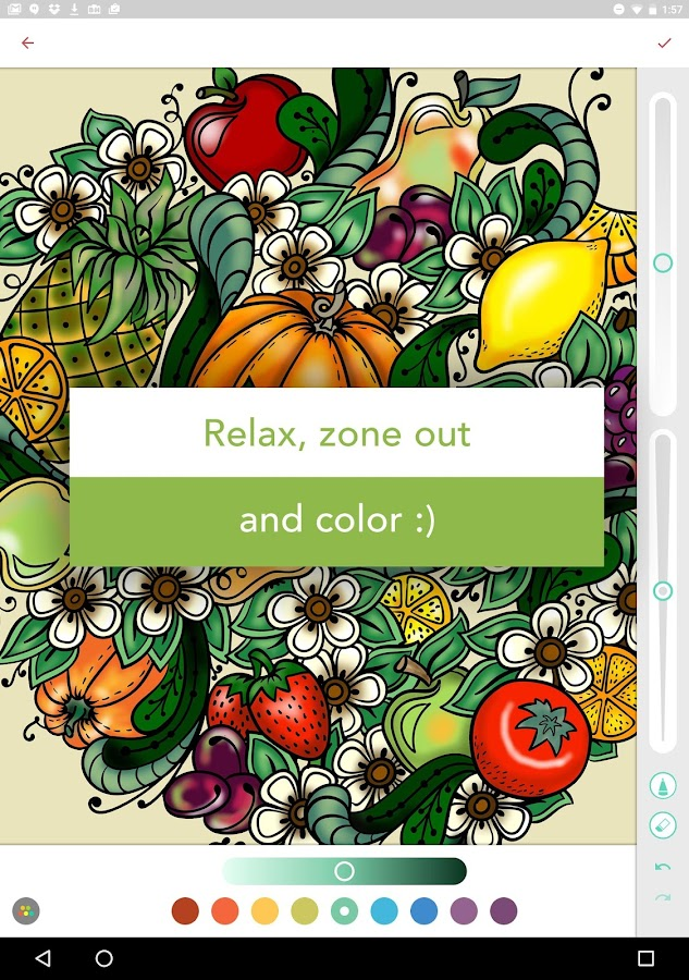 Pigment - Coloring Book Screenshot 9