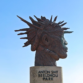 The Sculp Bronkhortsspruit by Eidel Bock - Buildings & Architecture Statues & Monuments