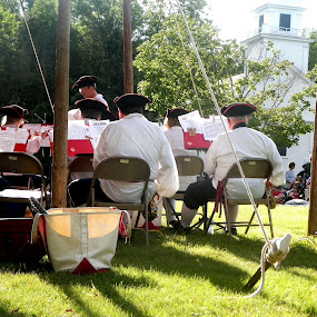 Temple town band by Stephen Deckk - Public Holidays July 4th