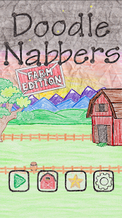 Doodle Nabbers: Farm Edition - screenshot