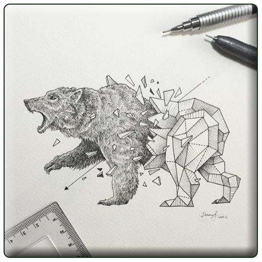 Art Drawing Pen Ideas (app)