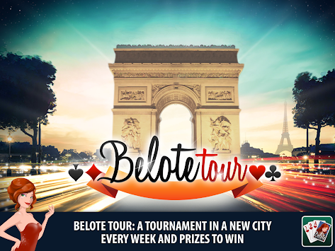 Belote Multiplayer APK screenshot thumbnail 9