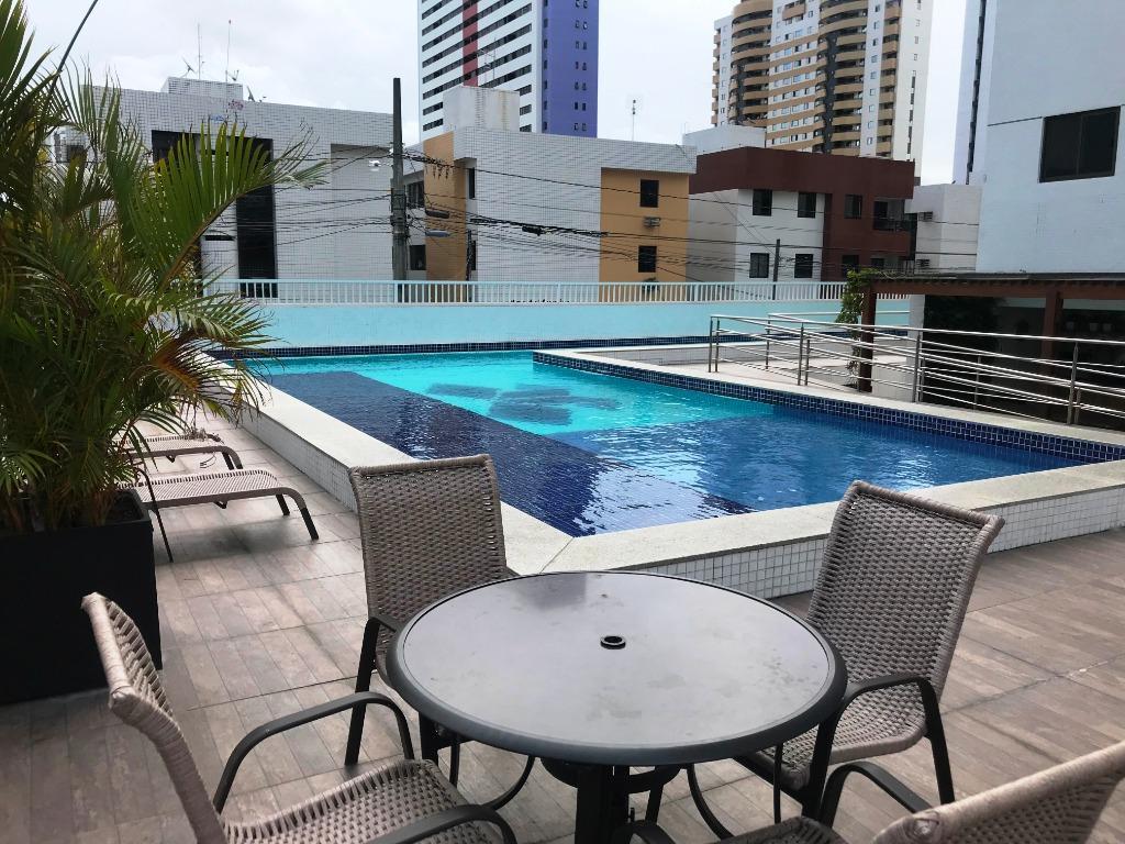 Apartamento com 3 dormitórios à venda, 110 m² por R$ 690.000 - Bessa - João Pessoa/PB