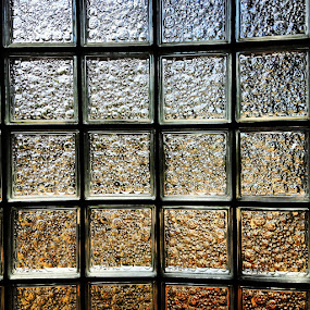 Window by Bradley Francis - Abstract Patterns
