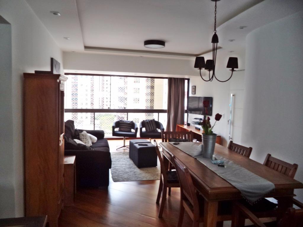 Apto 3 Dorm, Itaim Bibi, São Paulo (AP16880)