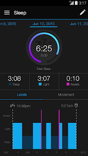 Garmin Connect™ Mobile for Lollipop - Android 5.0