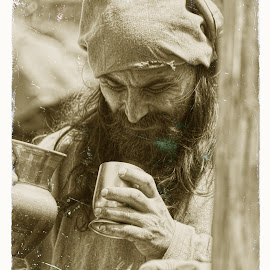 by Geoffrey Cachia - People Portraits of Men