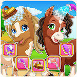 Horse makeover hair salon 2.0.0 Apk