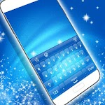 Blue Keyboard 1.181.1.88 Apk