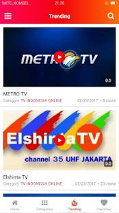 App WOW TV INDONESIA - TV & RADIO apk for kindle fire