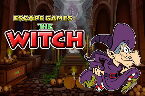 Escape Games : The Witch - screenshot