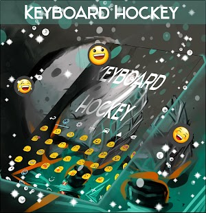Hockey Keyboard - screenshot