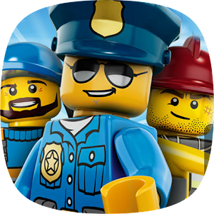 HD4K Lego City Police Wallpapers For PC / Windows 7/8/10 / Mac – Free Download
