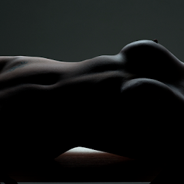 BodyScape by Peter Driessel - Nudes & Boudoir Artistic Nude ( nude, boudoir, naked, bodyscape, implied )