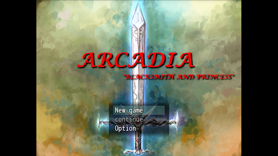 ARCADIA english- screenshot thumbnail