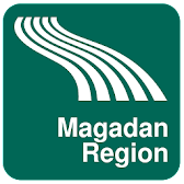 Magadan Region Map Offline APK Icon