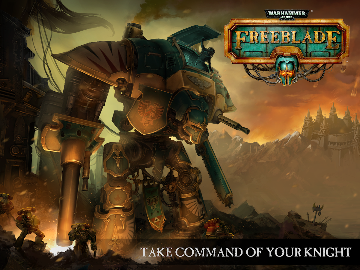 Warhammer 40,000: Freeblade Screenshot 13