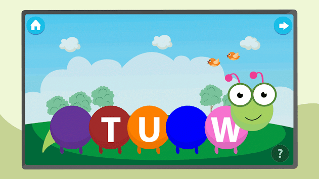 Kids Preschool Learn Letters APK screenshot thumbnail 21