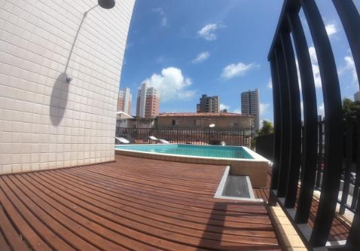Apartamento com 3 dormitórios à venda, 100 m² por R$ 320.000 - Manaíra - João Pessoa/PB