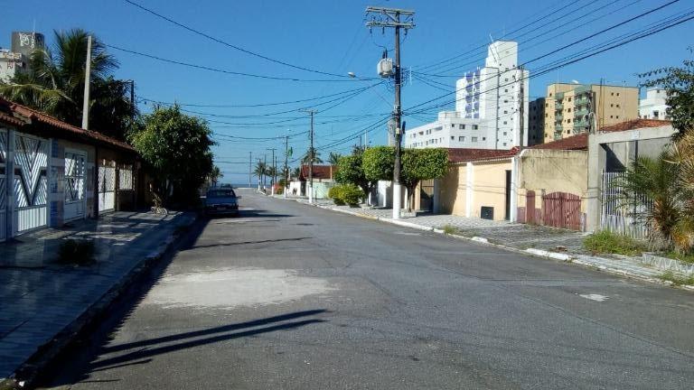 Casa Térrea com 3 dormitórios à venda, 130 m² por R$ 265.000 - Jardim Imperador - Praia Grande/SP