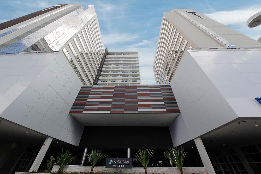 Osasco - Centro - Apartamentos/Quartos de Hotel a partir de 33m²  na  Av. dos Autonomistas para Venda.