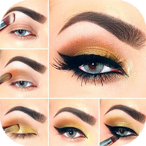 Step By Step Eyes Makeup Tutorial For PC / Windows 7/8/10 / Mac – Free Download