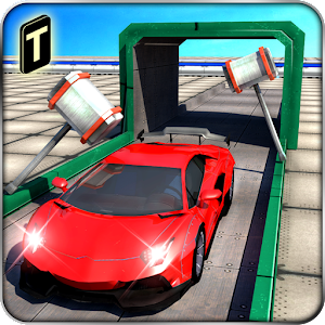 Cover art Extreme Car Stunts 3D