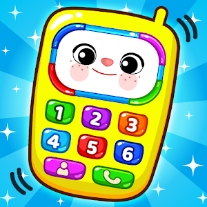 Baby Phone for toddlers - Numbers, Animals & Music For PC / Windows 7/8/10 / Mac – Free Download