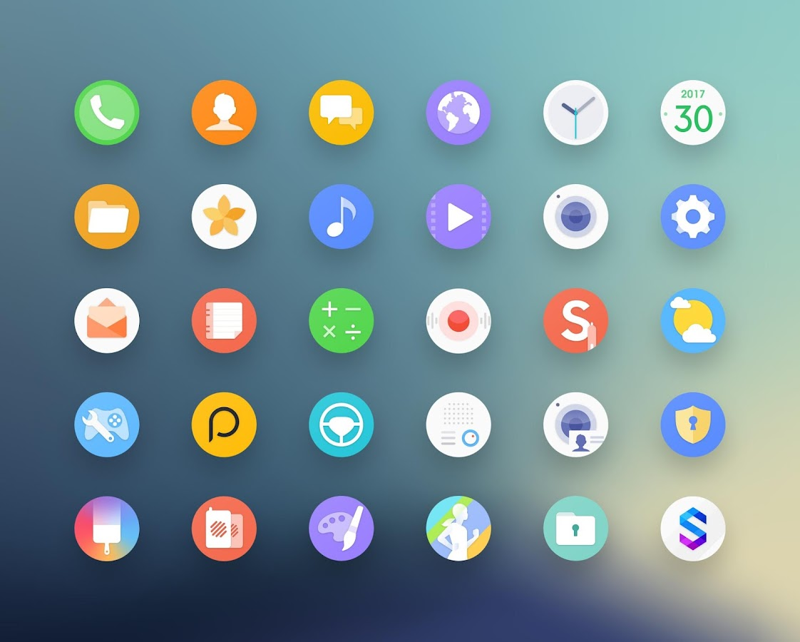 Grace UX Pixel - Icon Pack Screenshot 1