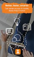 Screenshot of Chegg Textbooks & Study Help