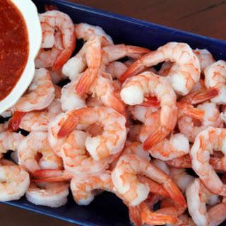 Boiled Shrimp For Shrimp Cocktail Recipes