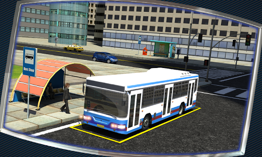 Bus Driver 3D screenshot 2