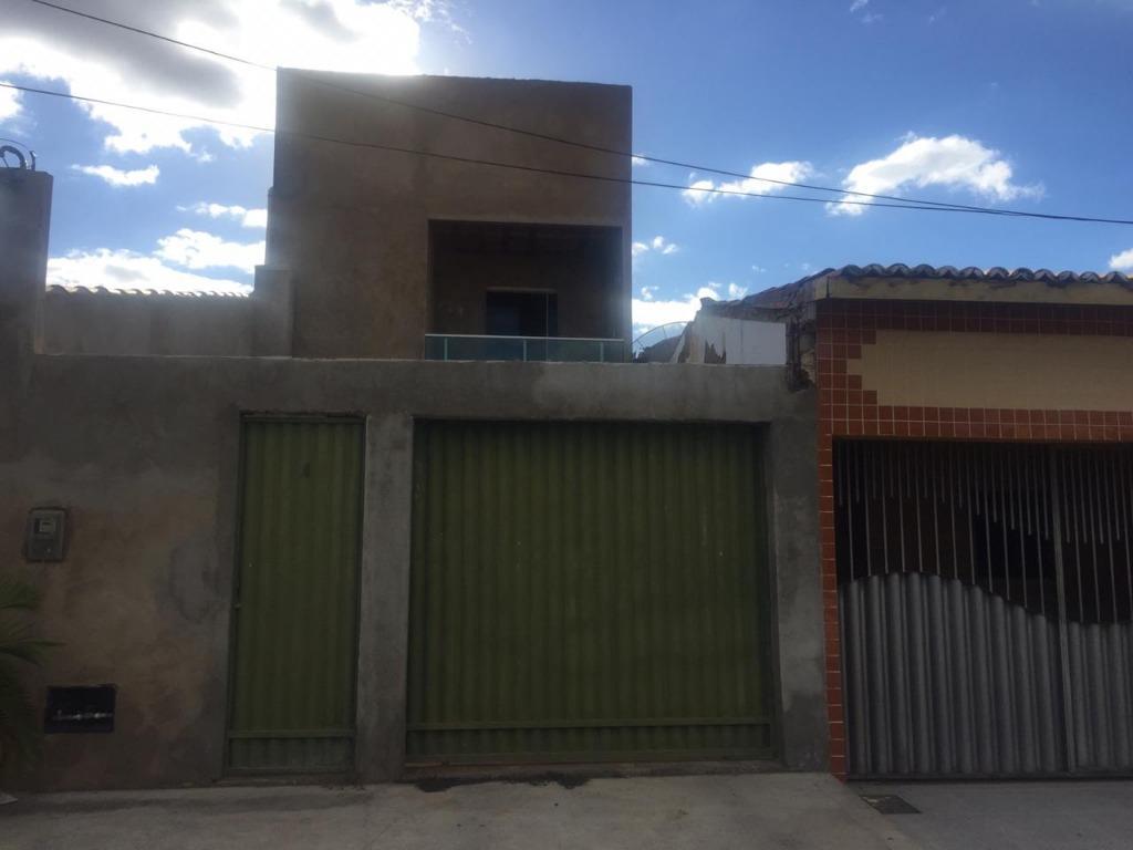 Casa com 3 dormitórios à venda, 288 m² por R$ 280.000,00 - Bom Jardim - Mossoró/RN