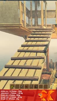 Raft Survival plus 3D apk screenshot