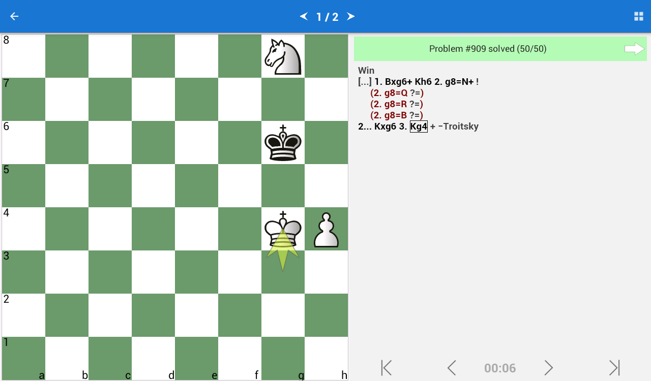 Chess: From Beginner to Club Screenshot 10