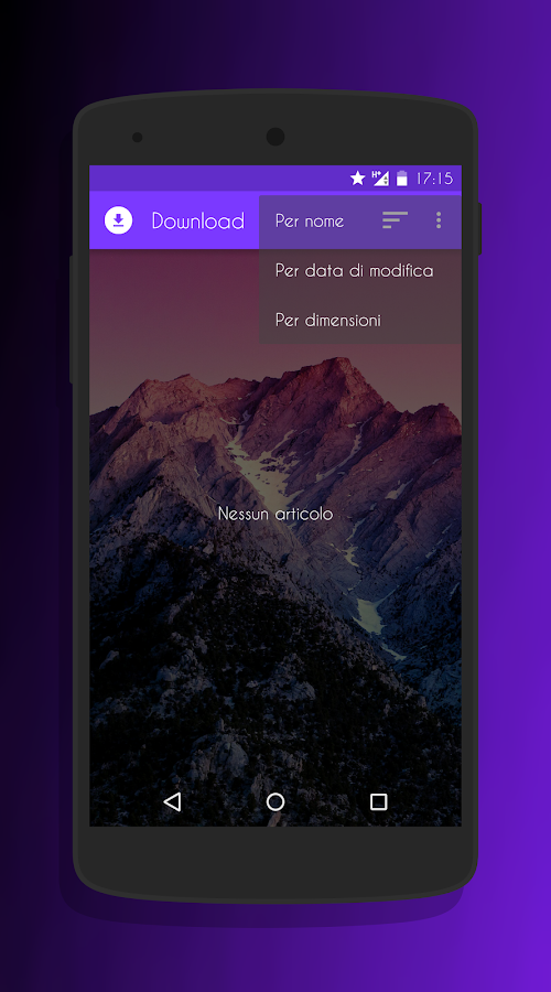 Transparent Purple -CM13 Theme Screenshot 6