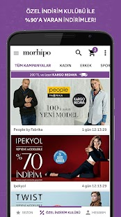 Free Download Morhipo APK for Blackberry