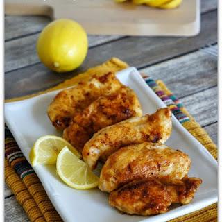 Lemon Chicken Scallopini Recipes