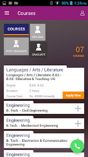 Rayat Bahra - Patiala Campus - screenshot