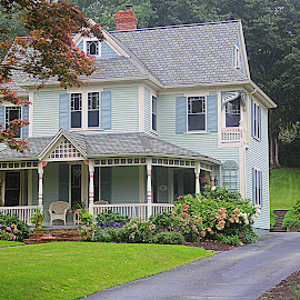 Beautiful Old Home by Susanne Carlton - Buildings & Architecture Homes