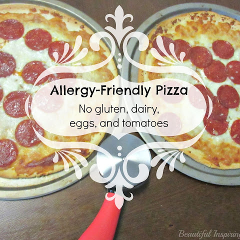 Allergy-Friendly Pizza