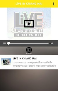 LiVE IN CHIANG MAI - screenshot