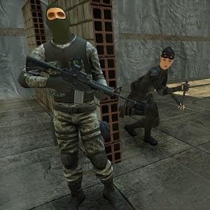 Cover art Elite Spy: Commando Survival