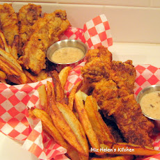Old Fashioned Steak Fingers
