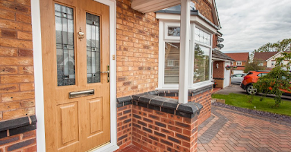 Door Installations | Delyn Windows | Flintshire