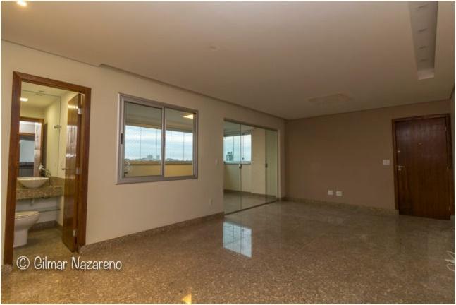 Apartamento 04 quartos, suíte com hidro, 04 vagas, Buritis