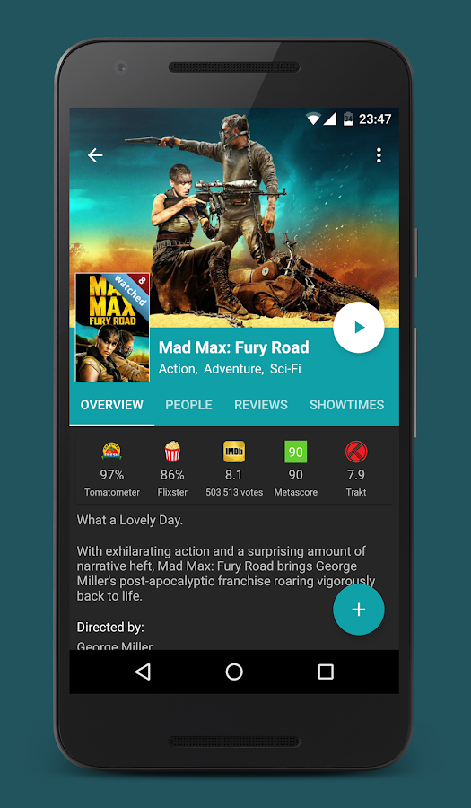 Movie Mate Pro Screenshot 0