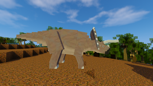 Jurassic Craft Zoo HD - screenshot